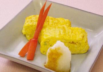 ねぎ入り卵焼き